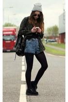 Sheinsidecom jacket - Swaychiccom shorts