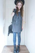 boots - Internacionale jeans - top
