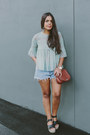 Light-blue-tulle-zara-blouse-black-espadrille-pull-bear-sandals