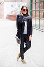 Heather-gray-knitted-zara-scarf-heather-gray-forever-21-bag