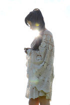 cotton Ahka Vintage dress