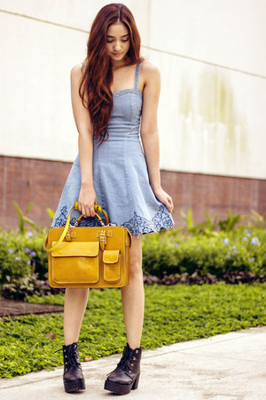 sky blue tracyeinny dress