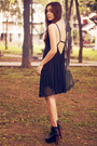Black-tracyeinny-dress