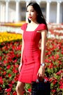 Red-jimmy-choo-shoes-red-celebindress-dress-ruby-red-daniel-wellington-watch