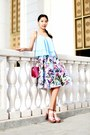 Light-blue-sheinside-top-light-blue-sheinside-skirt