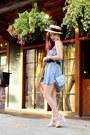 Eggshell-boater-h-m-hat-sky-blue-cross-body-topshop-bag