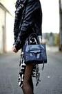 Black-leather-aldo-boots-black-printed-charlotte-russe-dress