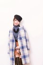Sky-blue-oversized-topshop-coat-navy-military-isabel-marant-pour-h-m-hat