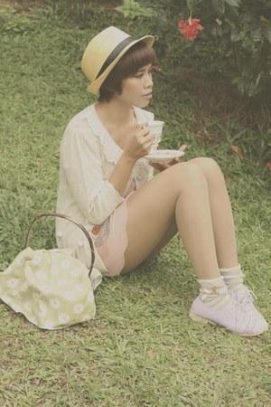 bubble gum CLOSETmino dress - light purple vintage shoes