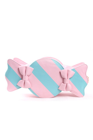 light pink candysweetbag WNODF bag