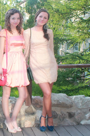 Bershka shoes - Love Republic dress