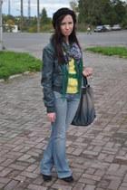 Zara jeans - Zara cardigan
