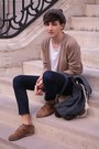 Beyond-retro-bag-zara-boots-topman-pants-h-m-cardigan