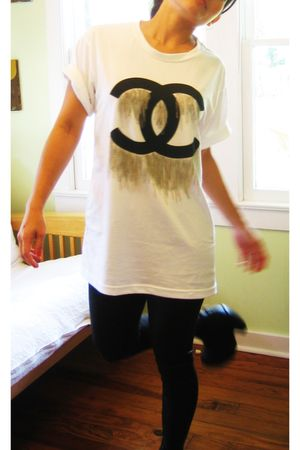 coco t shirt t-shirt - Urban Outfitters pants - Ebay shoes