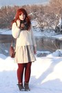 Dv-by-dolce-vita-boots-forever-21-dress-white-cashmere-george-sweater