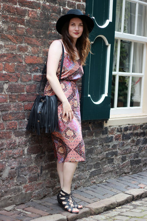 new look dress - lace up new look flats