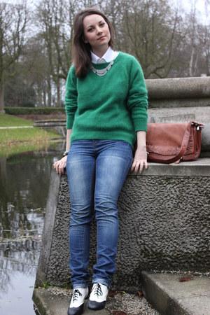 H&M jumper - H&M pants