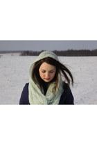 H&M blazer - SIX scarf