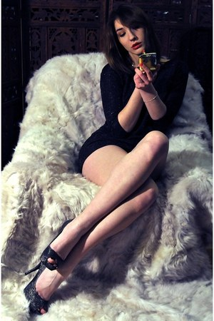 Zara dress - Zara heels