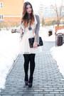 Ivory-h-m-dress