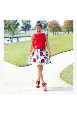 Alex Malay skirt - Alex Malay skirt - Alex Malay top