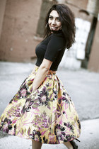 eShakti skirt - Express top