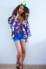Amethyst-h-m-dress-white-diy-hair-accessory-amethyst-h-m-cardigan