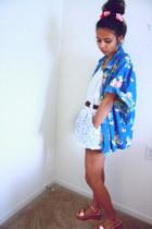 shirt - shorts - Lulus flats