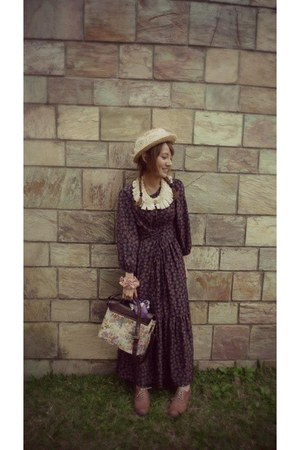 web shoes - iori dress - web hat - web bag - web socks