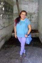 Zara jeans - Tommy Hilfiger bag