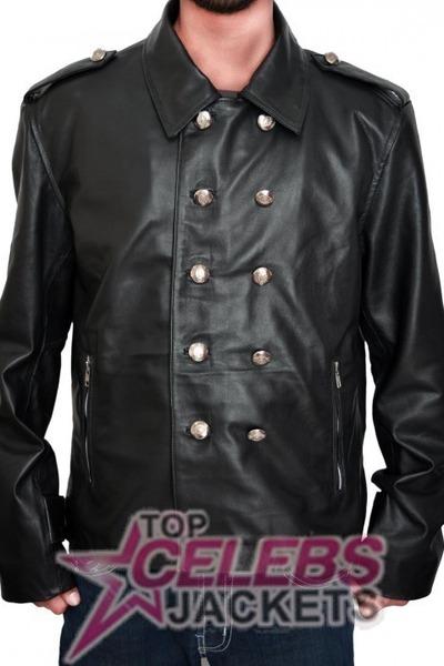 leather jacket jacket
