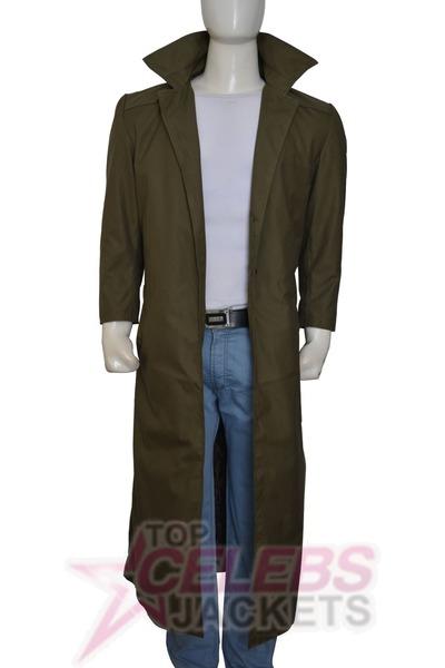 cotton Topcelebsjackets coat