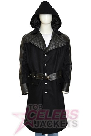 leather Topcelebsjackets coat