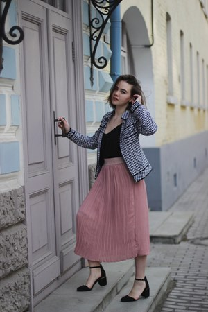light pink sammydress skirt