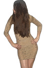Beige-i-made-it-dress