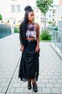 Vero-moda-skirt-urban-outfitters-top-pimkie-heels