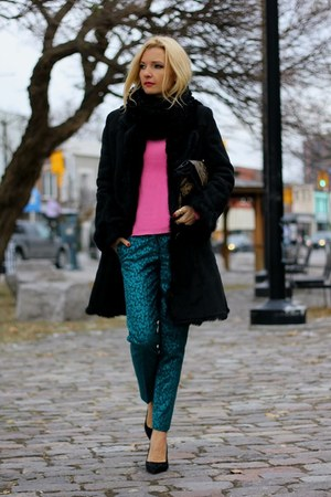 Zara shoes - Zara top - H&M pants