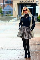 Steve Madden coat - calvin klein bag - Michael Kors sunglasses
