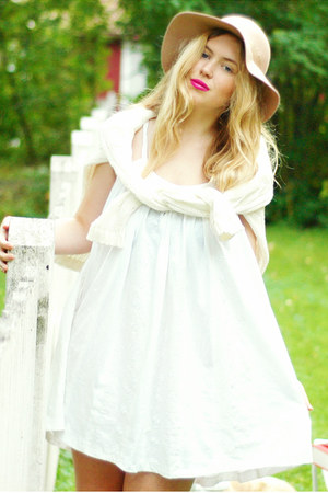 white ClubCouture dress
