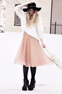Black-jeffrey-campbell-shoes-white-knitted-gina-tricot-sweater-light-pink-sh