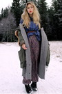 Heather-gray-camilla-norrback-cardigan-army-green-h-m-jacket-purple-gina-tri