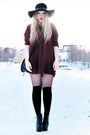 Black-lita-jeffrey-campbell-shoes-crimson-furry-monki-sweater