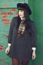 Black-vintage-dress-brown-hue-tights-gold-thrifted-scarf-black-uo-09-shoes