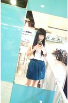 Light Blue Skirt Rocks.!!xp