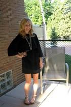 Malin Landaeus Vintage dress - Topshop shoes