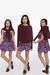 Bass loafers - American Apparel dress - American Apparel sweater