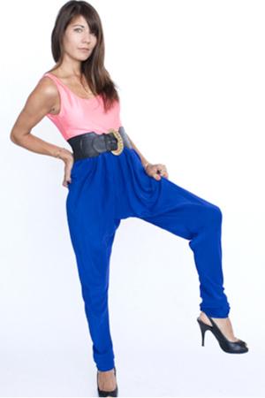 American Apparel intimate - California Select belt - California Select pants