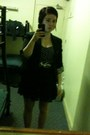 Ice-fashion-blazer-black-lace-jay-jays-skirt