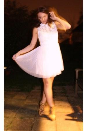 Lipsy dress - Topshop shoes