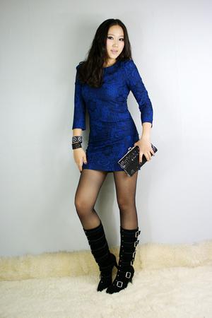 style2bb3 dress - style2bb3 shoes - style2bb3 bracelet